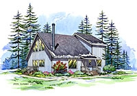 Cabins & Chalets 600 - 2,000 ft²